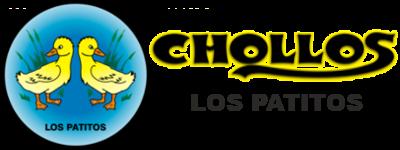 Logo Cadena de Tiendas Chollos los Patitos en Málaga.